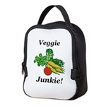 Veggie Junkie Neoprene Lunch Bag