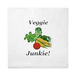 Veggie Junkie Queen Duvet