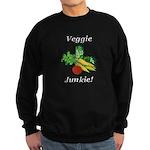 Veggie Junkie Sweatshirt (dark)