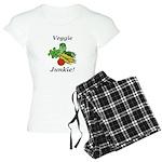 Veggie Junkie Women's Light Pajamas