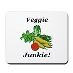 Veggie Junkie Mousepad