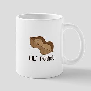 LIL Peanut Mugs