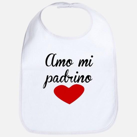 Amo Mi Padrino Bib