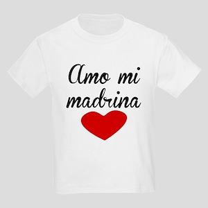 Amo Mi Madrina T-Shirt