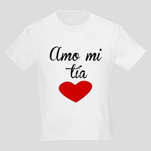 Amo Mi Tía T-Shirt