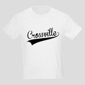 Crossville, Retro, T-Shirt