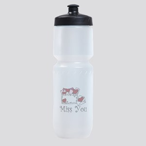 Miss You Sports Bottle