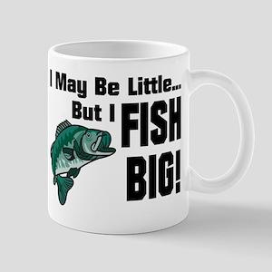 I Fish Big! Mug
