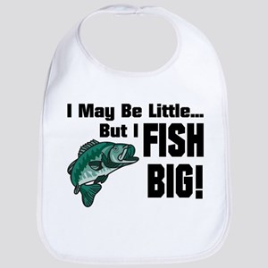 I Fish Big! Bib