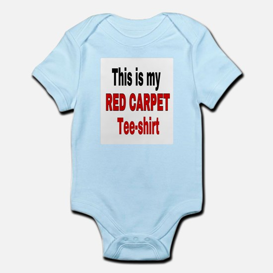 This is my RED CARPET Tee-shirt Body Suit