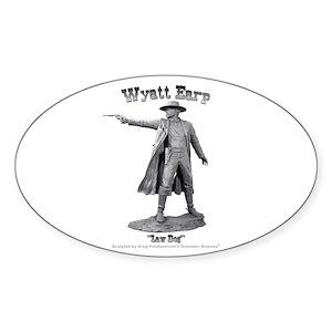 Gunfighter Stickers - CafePress 273e1251e4b