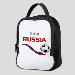 Soccer 2014 Russia Neoprene Lunch Bag