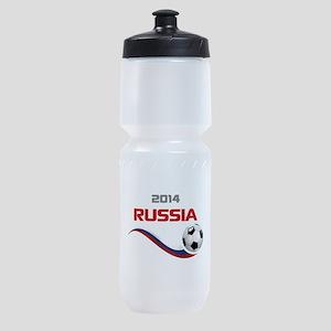 Soccer 2014 Russia Sports Bottle