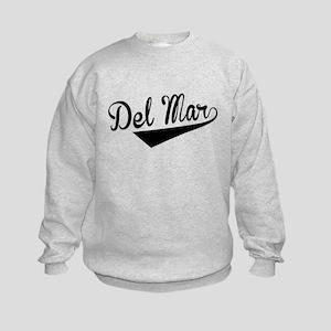 Del Mar, Retro, Sweatshirt