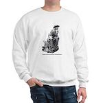Cowboy Thinker Sweatshirt