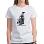 Cowboy Thinker Women's T-Shirt
