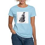 Cowboy Thinker Women's Light T-Shirt