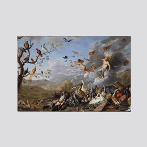 Kessel Sr - Allegory of Air - 1661 - Oil on Canvas