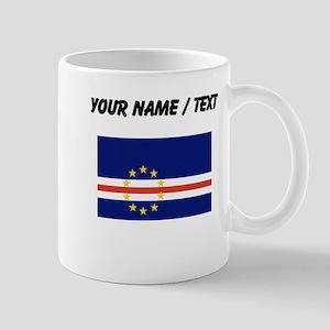 Custom Cape Verde Flag Mugs