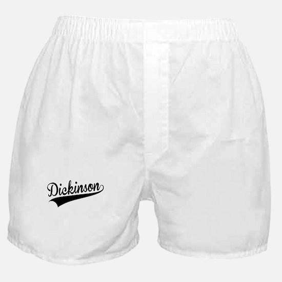 Dickinson, Retro, Boxer Shorts