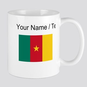Custom Cameroon Flag Mugs