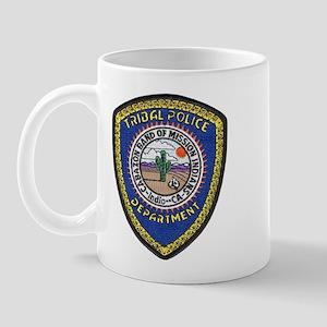 Indio Cabazon Police Mug