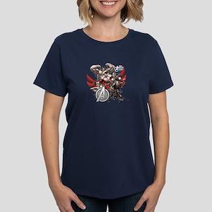 The Avengers Women's Dark T-Shirt