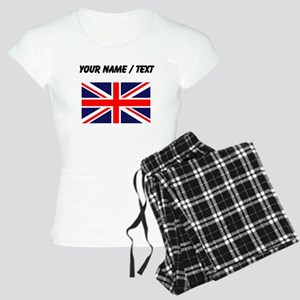 Custom Britain Flag Pajamas