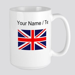 Custom Britain Flag Mugs