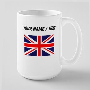 Custom Britain Flag Mugs