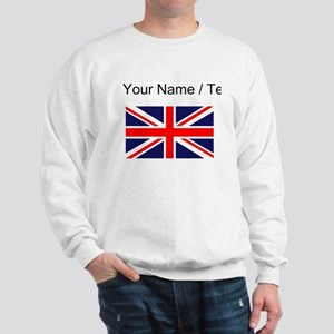 Custom Britain Flag Sweatshirt