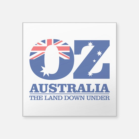Australia (OZ) Sticker