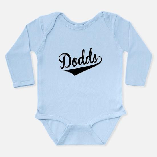 Dodds, Retro, Body Suit