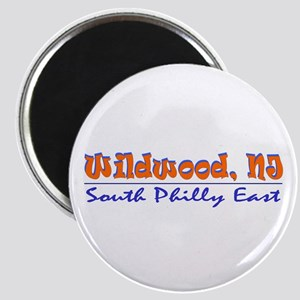 Wildwood - South Philly Magnet