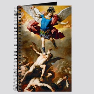 Giodana - Michael Hurls the Rebellious Angels Into