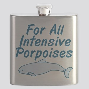 For All Intensive Porpoises Flask