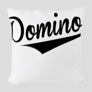 Domino, Retro, Woven Throw Pillow