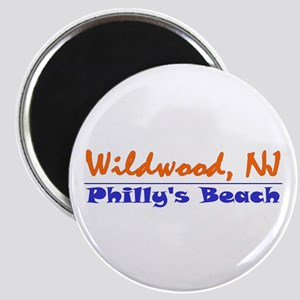 Wildwood Philly's Beach Magnet