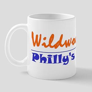Wildwood Philly's Beach Mug