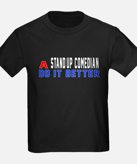 Stand-up comedian Do It Better T