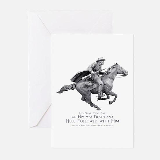 Hell Rider Greeting Cards (Pk of 10)