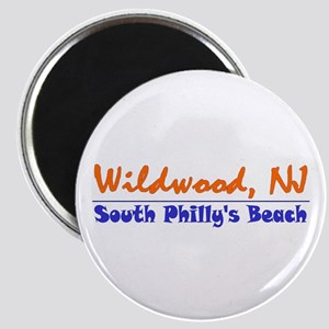 Wildwood South Philly Beach Magnet