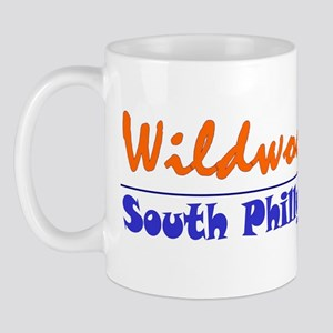 Wildwood South Philly Beach Mug