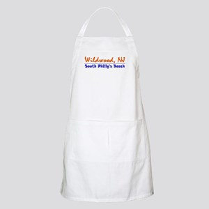 Wildwood South Philly Beach BBQ Apron