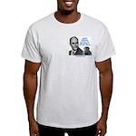 Martin Balsam in Space Ash Grey shirt