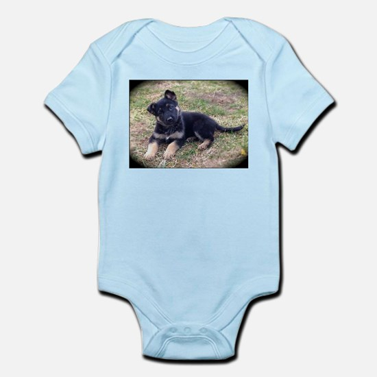 German Shepherd Pup Body Suit