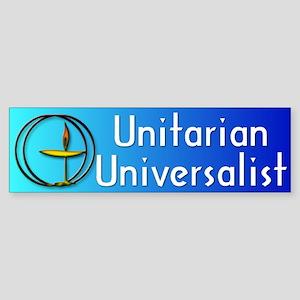UNITARIAN Bumper Sticker