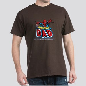 The Amazing Dad Dark T-Shirt