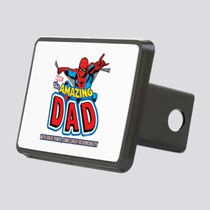 The Amazing Dad Rectangular Hitch Cover