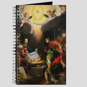 Cigoli - Adoration of the Shepherds - 1599 - Oil o